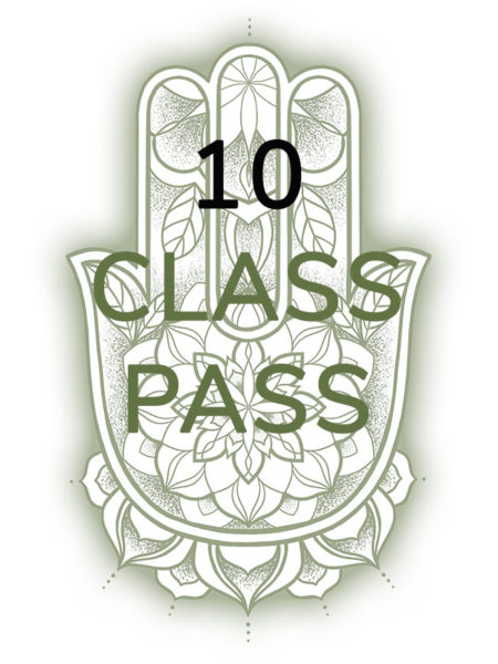 10 class pass for yoga classes